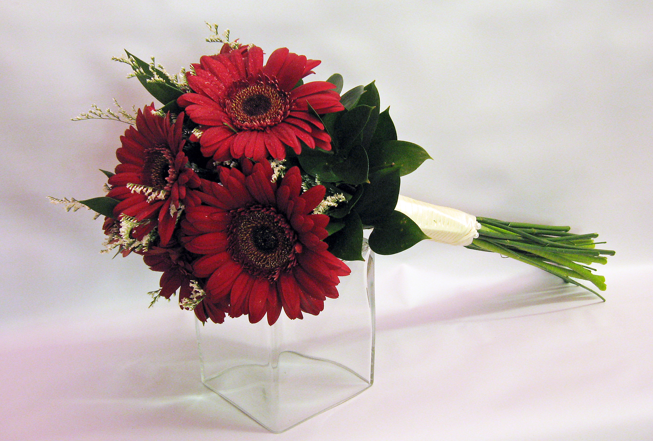 Wedding Bouquet Of Gerbera Daisies : Moved permanently